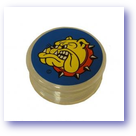 Grinder Acryl The Bulldog