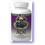 Acai Extract 500mg 60 kapslar