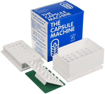 "Capsule Machine (Mini, ""1"")"